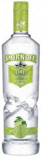 Smirnoff Vodka Lime 1.00l